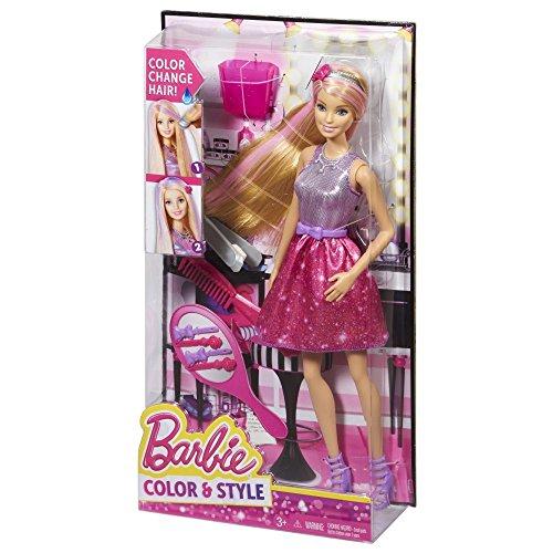 バービー バービー人形 日本未発売 CFN47 Barbie Hair Color and Style Dollバービー バービー人形 日本未発売 CFN47