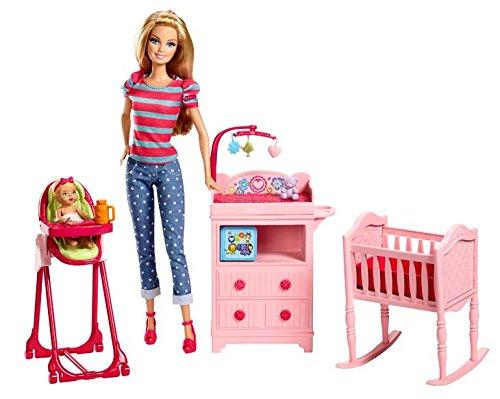 バービー バービー人形 バービーキャリア バービーアイキャンビー 職業 BLL72 Barbie Careers Babysitter Doll and Playset (Discontinued by manufacturer)バービー バービー人形 バービーキャリア バービーアイキャンビー 職業 BLL72