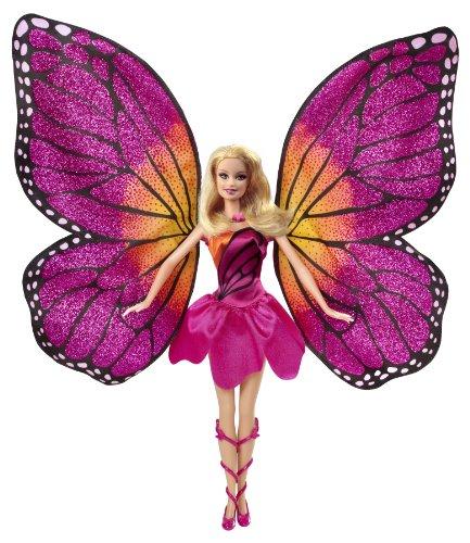 バービー バービー人形 ファンタジー 人魚 マーメイド Y6372 Barbie Mariposa and The Fairy Princess Dollバービー バービー人形 ファンタジー 人魚 マーメイド Y6372