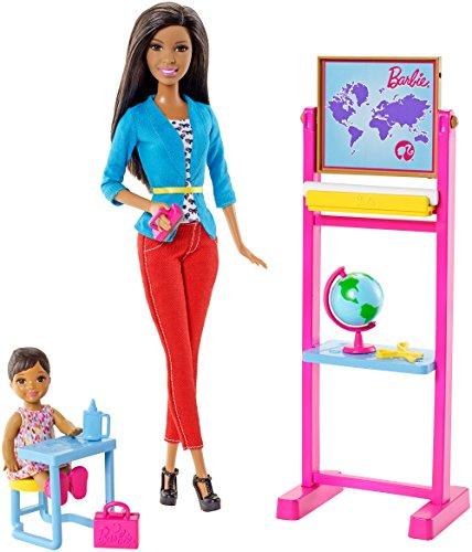 バービー バービー人形 バービーキャリア バービーアイキャンビー 職業 CFX35 Barbie Careers Teacher Nikki Doll and Playsetバービー バービー人形 バービーキャリア バービーアイキャンビー 職業 CFX35