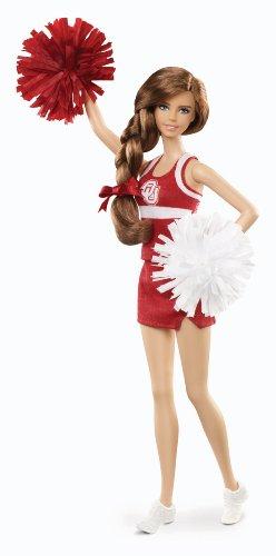 バービー バービー人形 大学 大学生 チアリーダー X9205 Barbie Collector University of Oklahoma Dollバービー バービー人形 大学 大学生 チアリーダー X9205