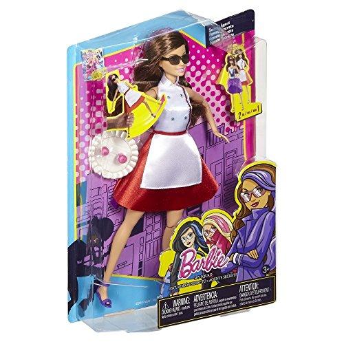 バービー バービー人形 DHF07 【送料無料】Barbie Spy Squad Teresa Secret Agent Dollバービー バービー人形 DHF07