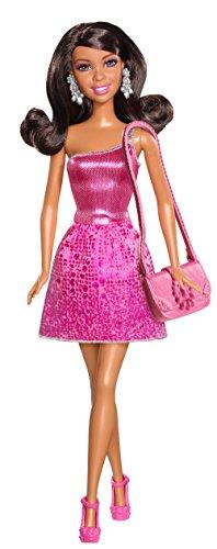 バービー バービー人形 日本未発売 BJV24 【送料無料】Barbie Glitz Doll, Brunetteバービー バービー人形 日本未発売 BJV24