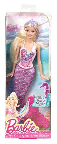 バービー バービー人形 ファンタジー 人魚 マーメイド BCN81 Barbie Fairytale Magic Mermaid Doll, Pinkバービー バービー人形 ファンタジー 人魚 マーメイド BCN81