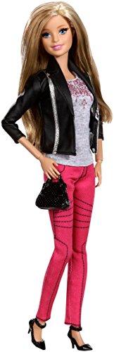 バービー バービー人形 バービースタイル CFM76 Barbie Style Doll, Black and Silver Jacketバービー バービー人形 バービースタイル CFM76