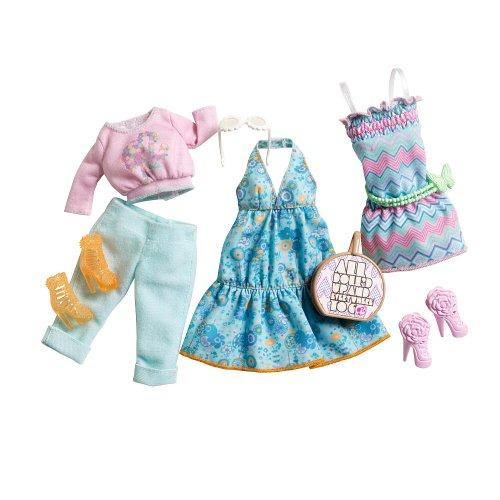 バービー バービー人形 着せ替え 衣装 ドレス N4855-X7859 Barbie Fahionistas All Dolled up Baked Goods Fashion Packバービー バービー人形 着せ替え 衣装 ドレス N4855-X7859