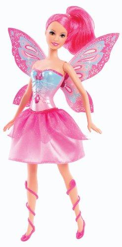 バービー バービー人形 ファンタジー 人魚 マーメイド Y6376 Barbie Mariposa and The Fairy Princess Friends Doll, Pinkバービー バービー人形 ファンタジー 人魚 マーメイド Y6376