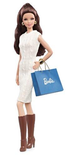 バービー バービー人形 バービールック バービーザルック X9196 【送料無料】Mattel Barbie Collector The Barbie Look Collection City Shopper Doll with White Dressバービー バービー人形 バービールック バービーザルック X9196
