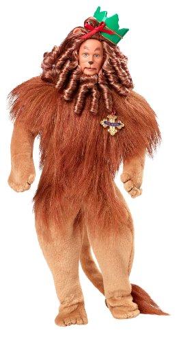 バービー バービー人形 バービーコレクター コレクタブルバービー プラチナレーベル BJV25 【送料無料】Barbie Collector Wizard Of Oz Cowardly Lion Dollバービー バービー人形 バービーコレクター コレクタブルバービー プラチナレーベル BJV25