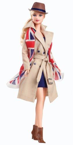 バービー バービー人形 ドールオブザワールド ドールズオブザワールド ワールドシリーズ X8426 【送料無料】Barbie Dolls of The World United Kingdom Dollバービー バービー人形 ドールオブザワールド ドールズオブザワールド ワールドシリーズ X8426