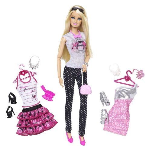 バービー バービー人形 日本未発売 BFW21 Barbie Doll and Fashion Barbie Doll Giftsetバービー バービー人形 日本未発売 BFW21