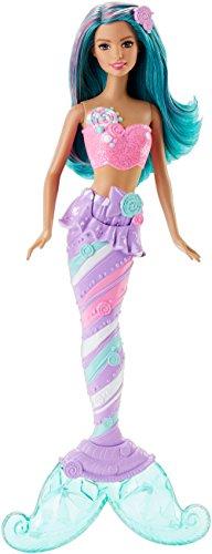 バービー バービー人形 ファンタジー 人魚 マーメイド DHM46 【送料無料】Barbie Mermaid Doll, Candy Fashionバービー バービー人形 ファンタジー 人魚 マーメイド DHM46