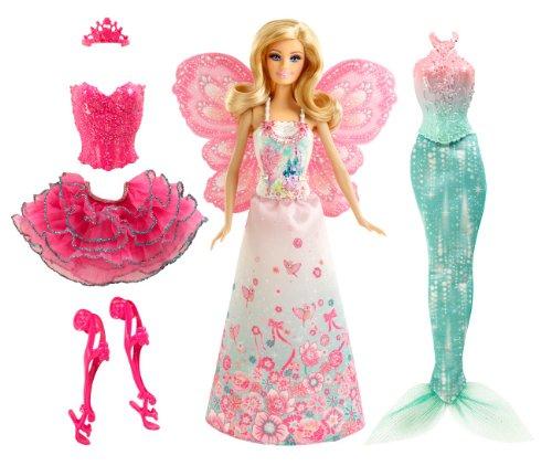 バービー バービー人形 ファンタジー 人魚 マーメイド BCP36 Barbie Fairytale Mix and Match Dress Up Playsetバービー バービー人形 ファンタジー 人魚 マーメイド BCP36