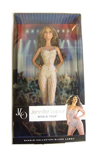 バービー バービー人形 バービーコレクター コレクタブルバービー プラチナレーベル Y3357 Barbie Collector Jennifer Lopez Pop Star Dollバービー バービー人形 バービーコレクター コレクタブルバービー プラチナレーベル Y3357