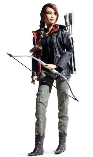 バービー バービー人形 バービーコレクター コレクタブルバービー プラチナレーベル W3320 Barbie Collector Hunger Games Katniss Everdeen Dollバービー バービー人形 バービーコレクター コレクタブルバービー プラチナレーベル W3320