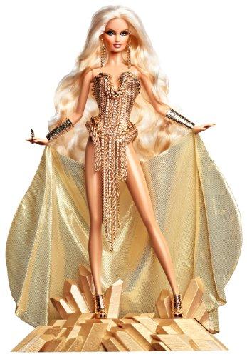 バービー バービー人形 バービーコレクター コレクタブルバービー プラチナレーベル X8263 Barbie Collector The Blonds Blond Gold Barbie Dollバービー バービー人形 バービーコレクター コレクタブルバービー プラチナレーベル X8263