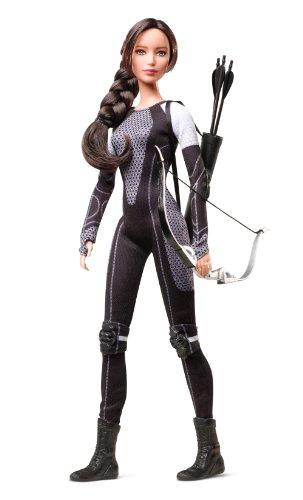 バービー バービー人形 バービーコレクター コレクタブルバービー プラチナレーベル X8251 Barbie Collector The Hunger Games: Catching Fire Katniss Everdeen Doll - Discontバービー バービー人形 バービーコレクター コレクタブルバービー プラチナレーベル X8251