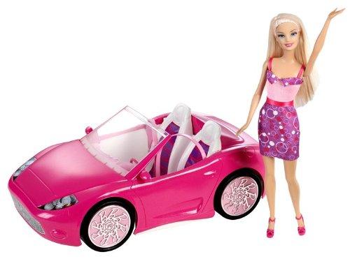 バービー バービー人形 日本未発売 プレイセット アクセサリ Y7056 Barbie Doll and Glam Convertibleバービー バービー人形 日本未発売 プレイセット アクセサリ Y7056