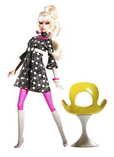 バービー バービー人形 バービーコレクター コレクタブルバービー プラチナレーベル N6596 Barbie Collector Pivotal Mod Barbie Collector Giftsetバービー バービー人形 バービーコレクター コレクタブルバービー プラチナレーベル N6596