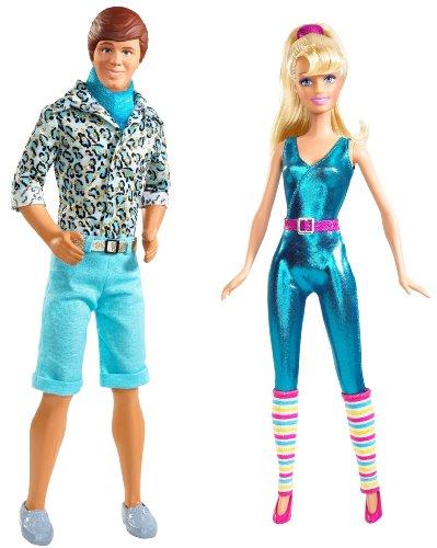 バービー バービー人形 日本未発売 R4242 Barbie Toy Story 3 Made For Each Other Gift Setバービー バービー人形 日本未発売 R4242