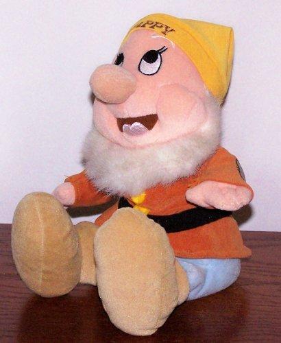 白雪姫 スノーホワイト ディズニープリンセス Snow White and the Seven Dwarfs: Plush Large Bean Bag Happy 13