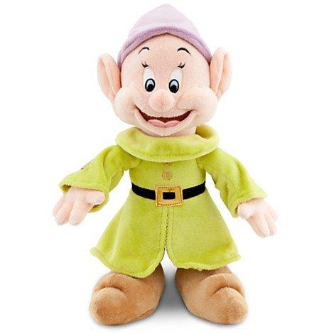 白雪姫 スノーホワイト ディズニープリンセス Disney Snow White and the Seven Dwarfs: Dopey Plush -- 11'' H白雪姫 スノーホワイト ディズニープリンセス
