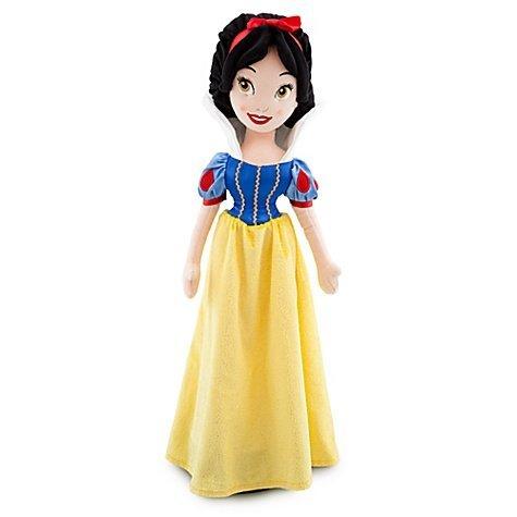 白雪姫 スノーホワイト ディズニープリンセス 【送料無料】Disney Snow White The Seven Dwarfs 20 Inch Deluxe Plush Figure Snow White白雪姫 スノーホワイト ディズニープリンセス