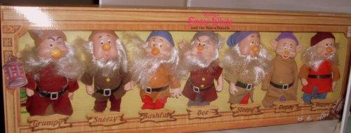 無料ラッピングでプレゼントや贈り物にも。逆輸入・並行輸入多数 白雪姫 スノーホワイト ディズニープリンセス Disney's Snow White Seven Dwarfs Fully Jointed Figures by Bikin USA白雪姫 スノーホワイト ディズニープリンセス