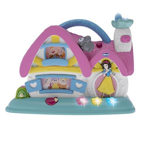 白雪姫 スノーホワイト ディズニープリンセス Chicco Snow White and 7 Dwarfs Musical Cottage by Disney Princess白雪姫 スノーホワイト ディズニープリンセス