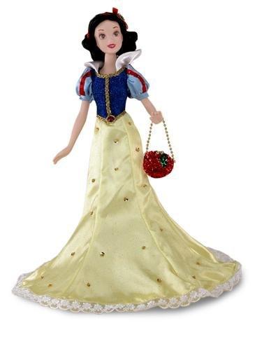 白雪姫 スノーホワイト ディズニープリンセス Disney Princess Special Edition Sihlouette Snow White and the Seven Dwarfs Porcelain Doll by Disney Princess白雪姫 スノーホワイト ディズニープリンセス