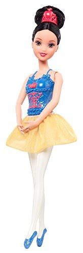 白雪姫 スノーホワイト ディズニープリンセス X9345 【送料無料】Disney Princess Ballerina Princess Snow White Doll白雪姫 スノーホワイト ディズニープリンセス X9345