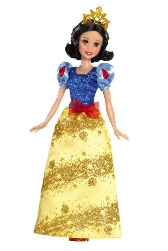 白雪姫 スノーホワイト ディズニープリンセス W5548 【送料無料】Disney Princess Sparkling Princess Snow White Doll - 2012白雪姫 スノーホワイト ディズニープリンセス W5548