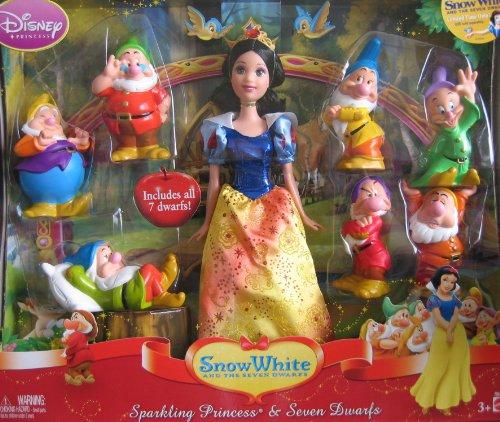 白雪姫 スノーホワイト ディズニープリンセス R6578 Disney Princess SNOW WHITE and The Seven Dwarfs Set (2009)白雪姫 スノーホワイト ディズニープリンセス R6578