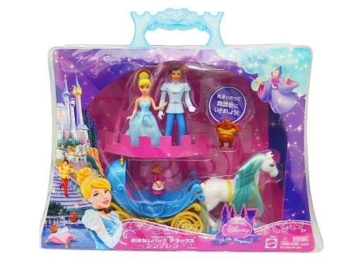 シンデレラ ディズニープリンセス X9427 Disney Princess Little Kingdom Cinderella Story Bagシンデレラ ディズニープリンセス X9427