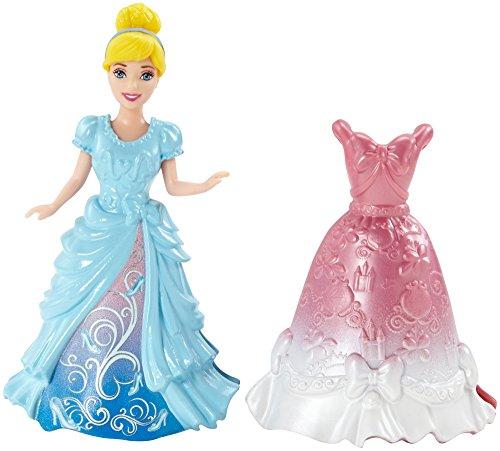 シンデレラ ディズニープリンセス CHD24 Disney Princess Magiclip Cinderella Doll and Fashionシンデレラ ディズニープリンセス CHD24