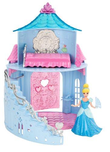 シンデレラ ディズニープリンセス X9435 Disney Princess Little Kingdom MagiClip Cinderella Playsetシンデレラ ディズニープリンセス X9435