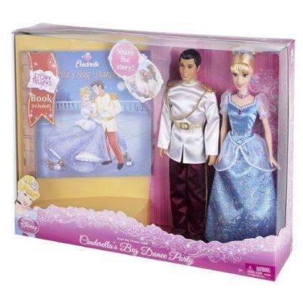 シンデレラ ディズニープリンセス Disney Princess Cinderella's Big Dance Party Gift Setシンデレラ ディズニープリンセス