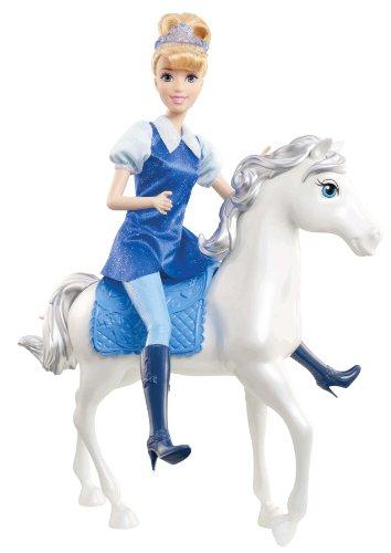 シンデレラ ディズニープリンセス X9368 【送料無料】Disney Princess Cinderella Horse Figureシンデレラ ディズニープリンセス X9368