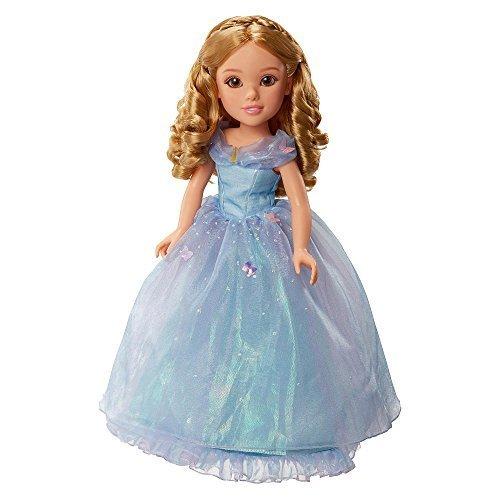 シンデレラ ディズニープリンセス Princess & Me Disney Cinderella Live Action 18 Inch Doll by Jakks HK Ltd.シンデレラ ディズニープリンセス