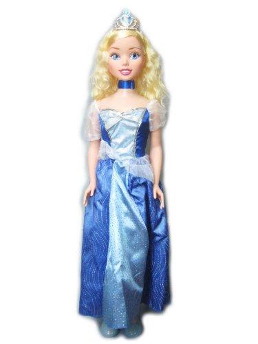 シンデレラ ディズニープリンセス Disney Cinderella Fairytale Friend Doll - Over 3 Feet Tallシンデレラ ディズニープリンセス