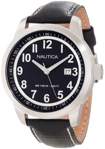 ノーティカ 腕時計 メンズ N13604G Nautica Men's N13604G NCT 401 Classic Analog Watchノーティカ 腕時計 メンズ N13604G