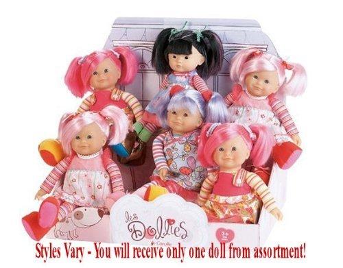 【国内発送】 コロール 赤ちゃん 人形 人形 ベビー人形 Doll) ASST Corolle Les ベビー人形 Trendies 16