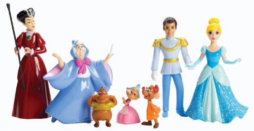 シンデレラ ディズニープリンセス BDK05 Disney Princess Little Kingdom Cinderella Giftsetシンデレラ ディズニープリンセス BDK05