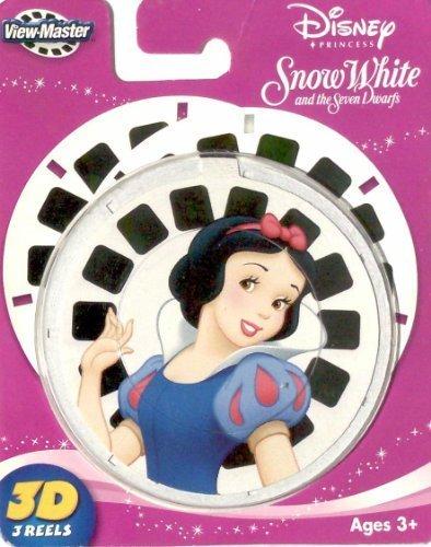 白雪姫 スノーホワイト ディズニープリンセス ViewMaster Disney Snow White 3 Reels - 21 3D Images by 3Dstereo ViewMaster白雪姫 スノーホワイト ディズニープリンセス