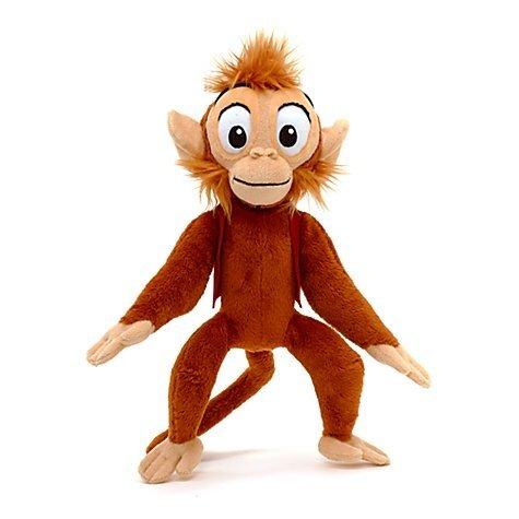 アラジン ジャスミン ディズニープリンセス Abu Monkey from Aladdin Soft Plush Toy 12 by Disneyアラジン ジャスミン ディズニープリンセス