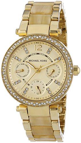 マイケルコース 腕時計 レディース マイケル・コース アメリカ直輸入 Michael Kors Mini Parker Crystal Bezel Ladies Watch MK5842マイケルコース 腕時計 レディース マイケル・コース アメリカ直輸入