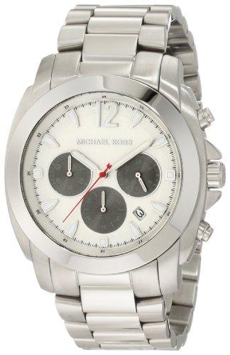 マイケルコース 腕時計 メンズ マイケル・コース アメリカ直輸入 MK8242 【送料無料】Michael Kors Men's MK8242 Cameron Silver Watchマイケルコース 腕時計 メンズ マイケル・コース アメリカ直輸入 MK8242