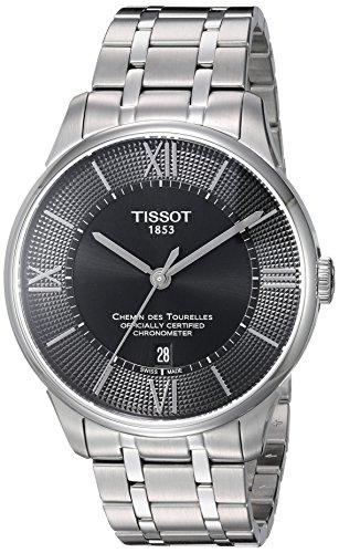 腕時計 ティソ メンズ T0994081105800 【送料無料】Tissot Men's 'T-Classic' Swiss Stainless Steel Automatic Watch, Color:Silver-Toned (Model: T0994081105800)腕時計 ティソ メンズ T0994081105800