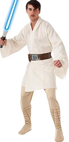 コスプレ衣装 コスチューム スターウォーズ メンズ・レディース・キッズ 888739 【送料無料】Rubie's Men's Star Wars A New Hope Deluxe Luke Skywalker Costume, As Shown, Standaコスプレ衣装 コスチューム スターウォーズ メンズ・レディース・キッズ 888739