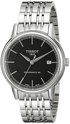 腕時計 ティソ メンズ T0854071105100 【送料無料】Tissot Men's T0854071105100 Analog Display Swiss Automatic Silver Watch腕時計 ティソ メンズ T0854071105100